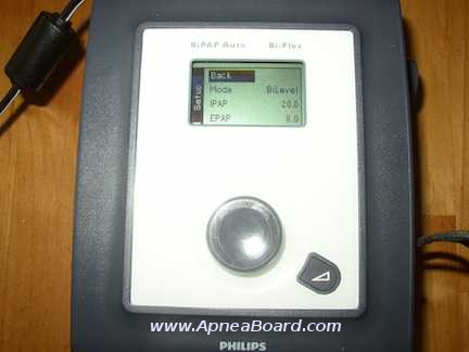 Pr System One Philips Respironics Setup Cpap Clinician