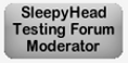 Moderator - SleepyHead
